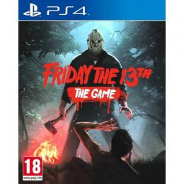 Friday the 13th:The Game PS4