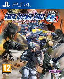 Earth Defense Forse 4.1:Shadow of New Despair PS4