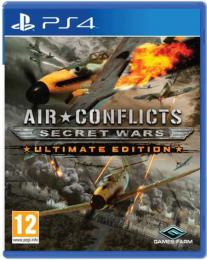 Air Conflicts:Secret Wars (Ultimate Edition) PS4