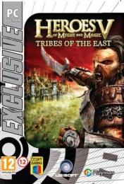 Heroes of Might And Magic 5: Tribes of The East PC CZ