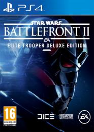 Star Wars Battlefront 2 (Elite Trooper Deluxe Edition) PS4