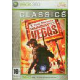 Tom Clancys Rainbow Six Vegas X360 b