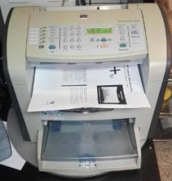 HP LaserJet 3050 All-in-One