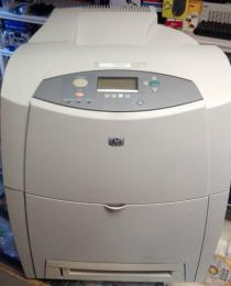 Hewlett-Packard HP Color LaserJet 4650DN - zvìtšit obrázek