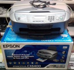 Epson Stylus CX6400 / tiskárna, kopírka, scanner