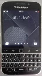 BlackBerry Classic mobilní telefon - POUŽITÝ