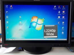 """Lenovo L2240p Wide 22"""" monitor - zvìtšit obrázek"""