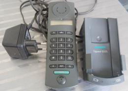Siemens Gigaset 1000L Bezdrátový telefon se zdrojem