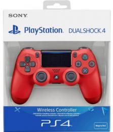 Sony Dualshock 4 Red v2 PS4