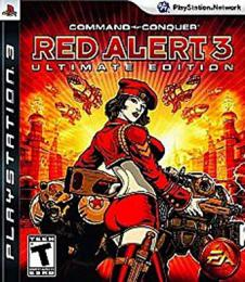 Command & Conquer Red Alert 3 Ultimate Edition Game PS3