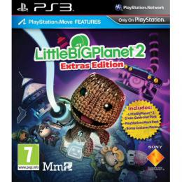 Little Big Planet 2 Extras Edition PS3 (Move)