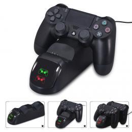 Nabíjecí stojan 2x DualShock 4 PS4 (pouze stojan)