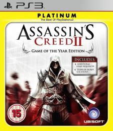 Assassins Creed 2 PS3 GOTY b