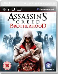 Assassins Creed Brotherhood  PS3 b