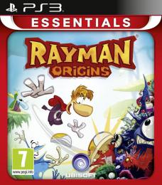 Rayman Origins PS3 Essentials b
