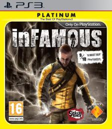 Infamous PS3 Platinum b